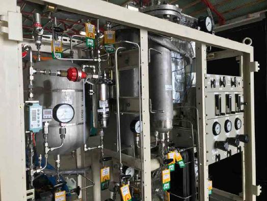 水素供給システム - 定置型